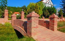 Kerítésépítő elemek